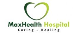 MaxHealth Hospital Logo